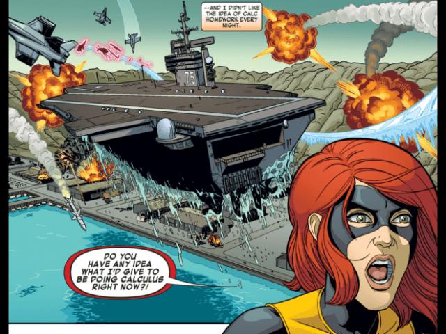 X-Men Season 1 Image: Copyright Marvel Comics
