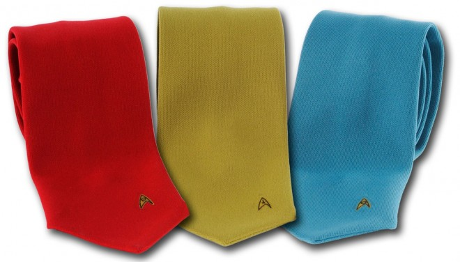 Star Trek Neckties