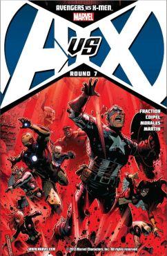 AVX Round 7 / Image: Marvel Comics