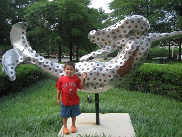 The Existence of Mermaids    and Other City Art - GeekMom