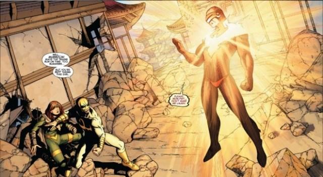 AVX Round 10 / Image: Copyright Marvel Comics