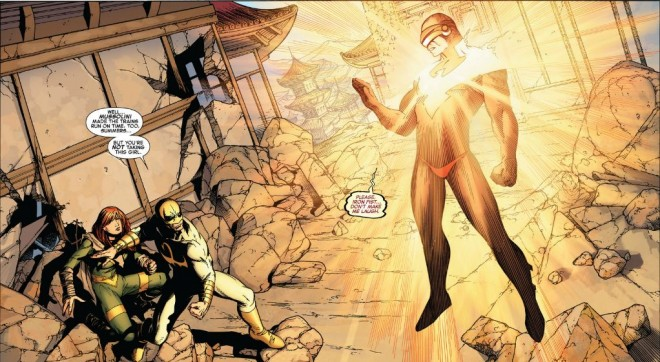 AVX Round 10 / Image: Copyright Marvel Comics