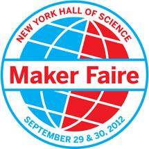 Maker Faire NY logo 2012