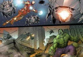 Avengers Assemble #9  Image: Copyright Marvel