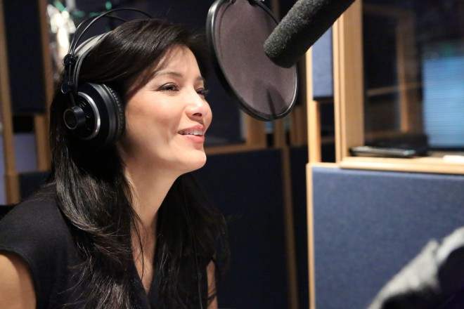 Kelly Hu  Image: Nickelodeon