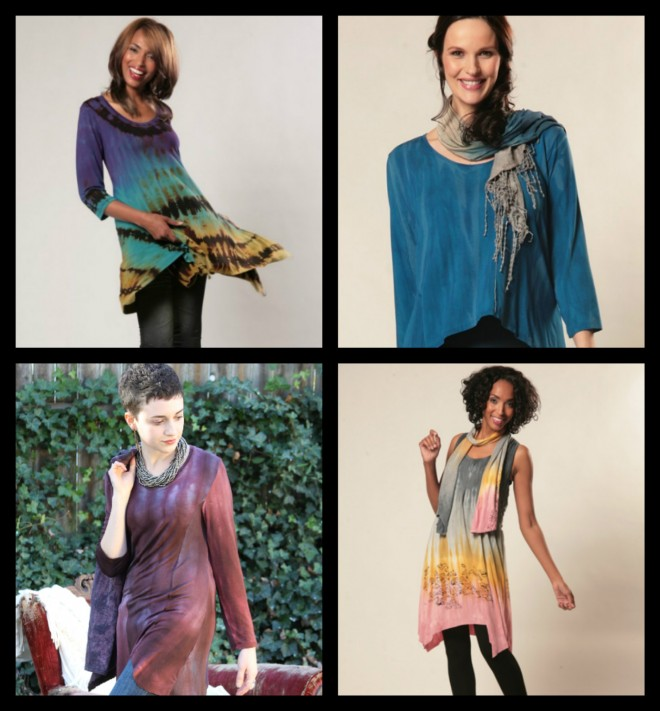 woman-owned clothing business, hand-dyed clothes, discount code for clothes, Artful Sister,