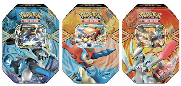 Pokémon EX Power Tin