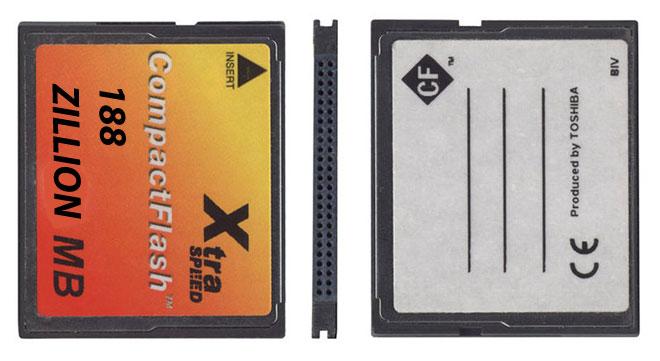 compactflash-188-zillion