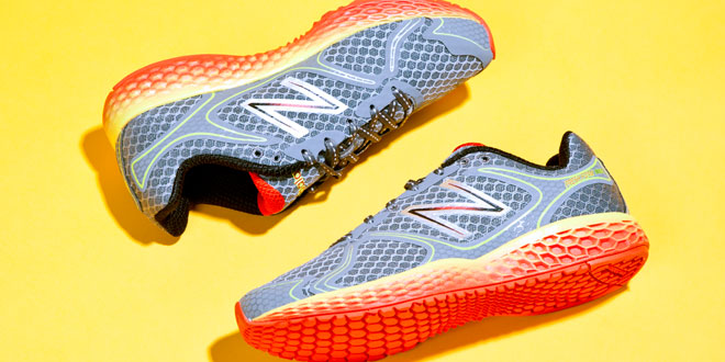 These Supremely Soft Running Shoes Are a Treat for Tender Feet