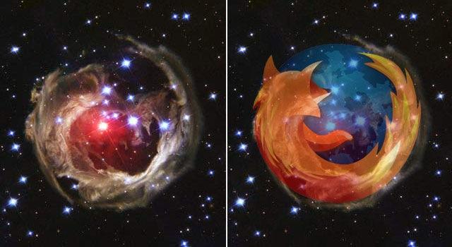 Galaxy Fox Nebula