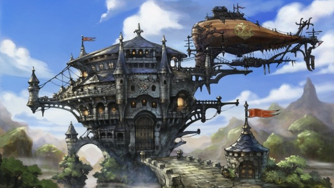 Bravely Default  had a long, immersive demo—but was it too long? Image: Nintendo