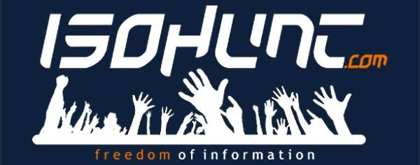 No more 'freedom of information' for isoHunt.