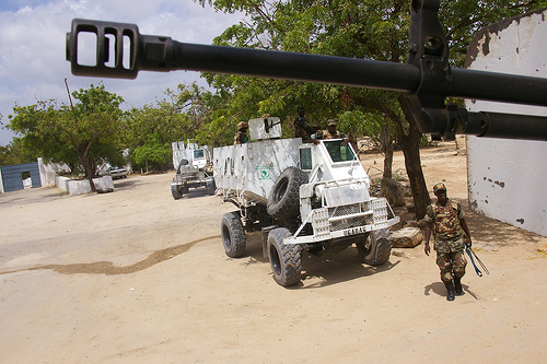 War in Somalia