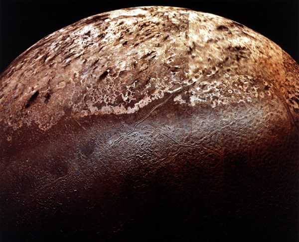Aug. 21, 1989: Voyager 2 Reaches Triton | WIRED