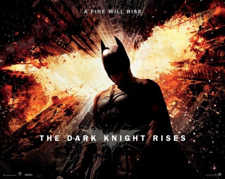 FILM REVIEW: THE DARK KNIGHT RISES (BATMAN)