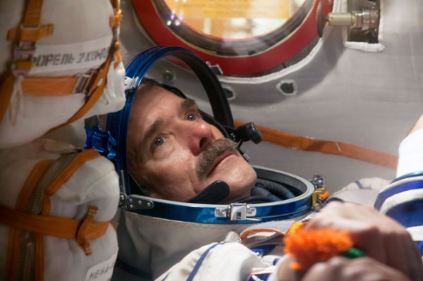 Astronaut Chris Hadfield on Why Gravity Needed More Adult ...