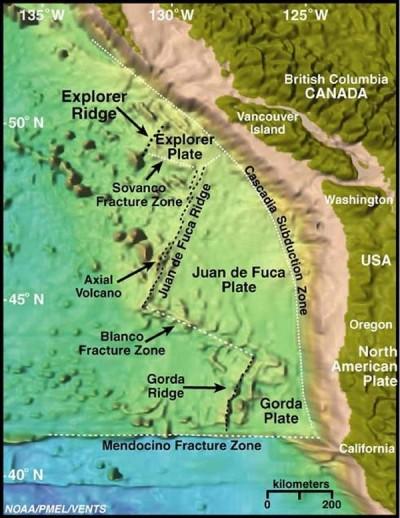 NOAA Ocean Explorer: Submarine Ring of Fire 2002: Explorer Ridge
