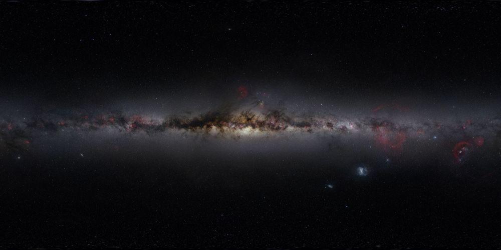 Immagine della galassia