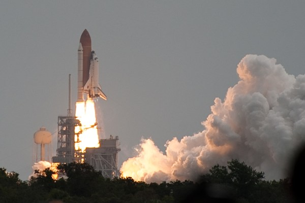 The Last Space Shuttle Launches Safely Into Orbit | WIRED