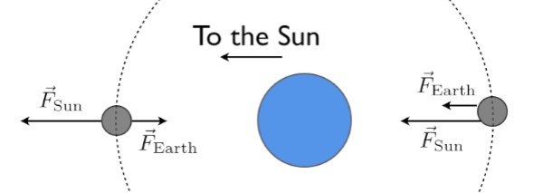 Does the Moon Orbit the Sun or the Earth? | WIRED