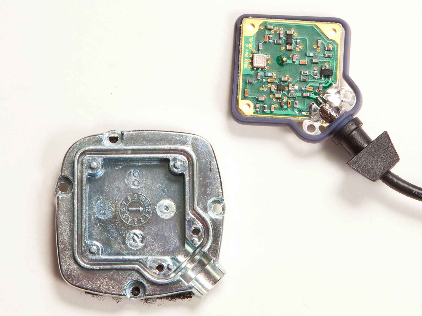 Step 4— Tracking Device Teardown