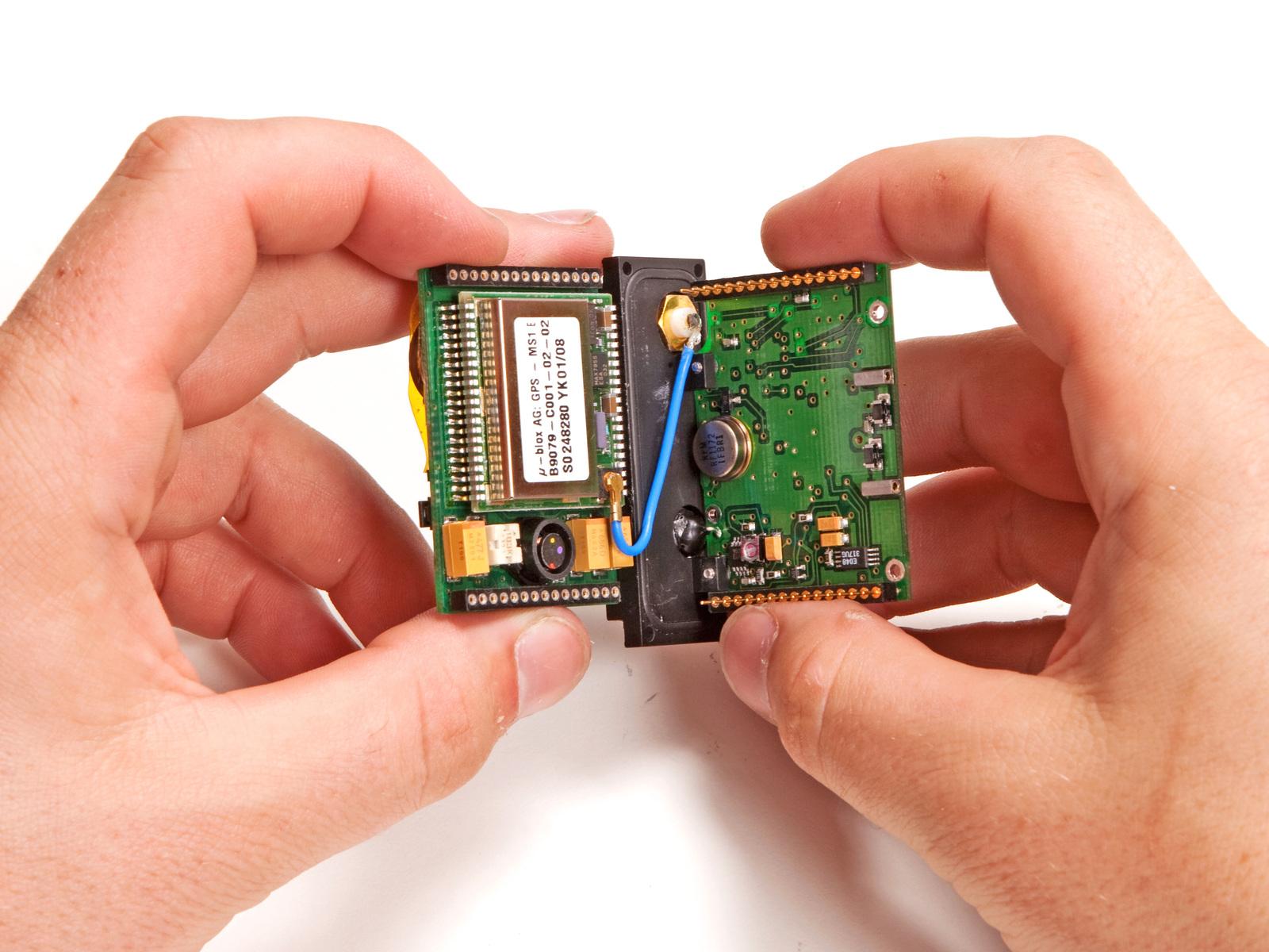 Step 7 — Tracking Device Teardown