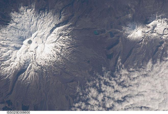 New Zealand Volcanoes