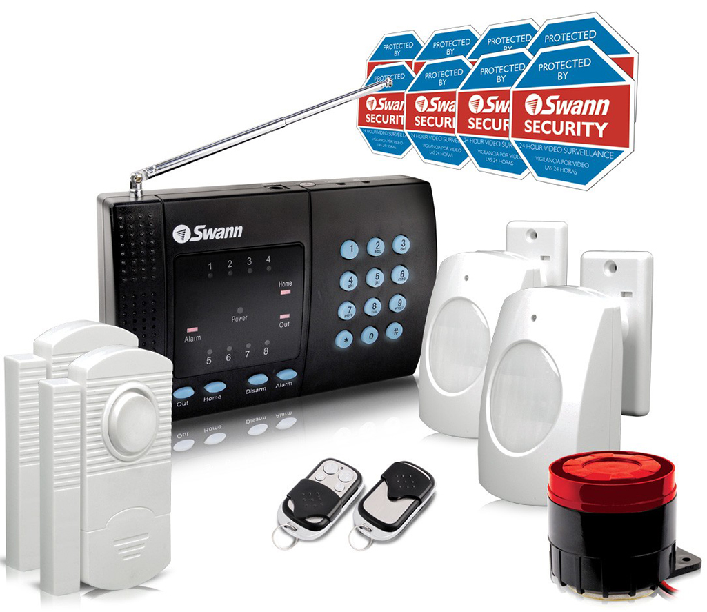 Wireless Swann Alarm System