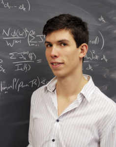 James Maynard of the University of Oxford wrote the second paper proving Erdős' conjecture on large prime gaps.
