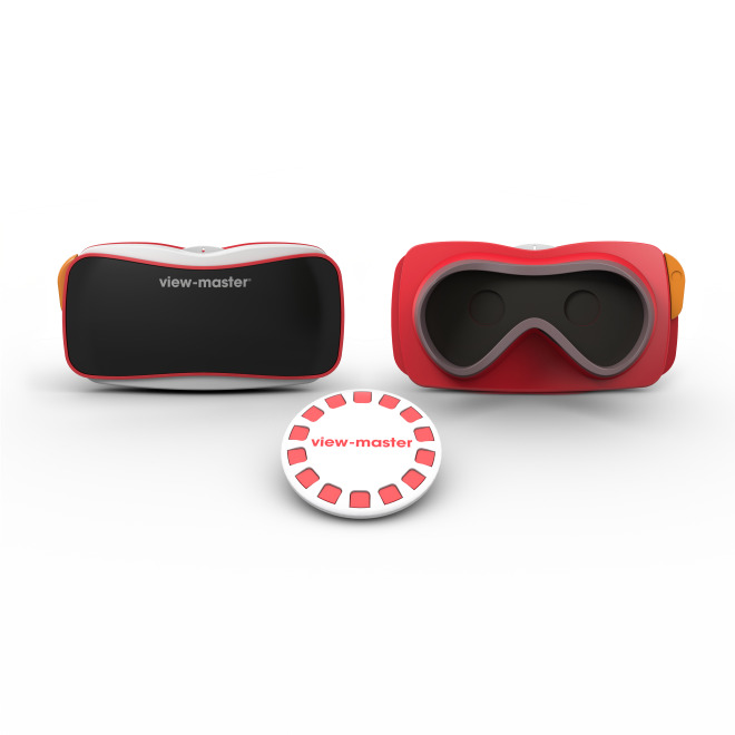 Google Partners With Mattel to Bring Virtual Reality to the View-Master