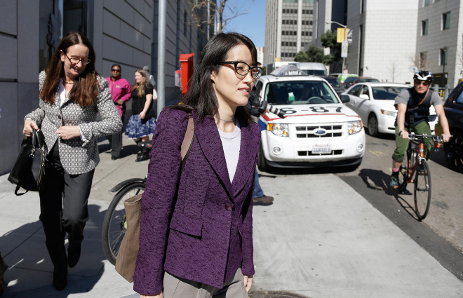 In Ellen Pao Trial, Kleiner Perkins Says It Didn't Distribute Gender Discrimination Policy Until 2012