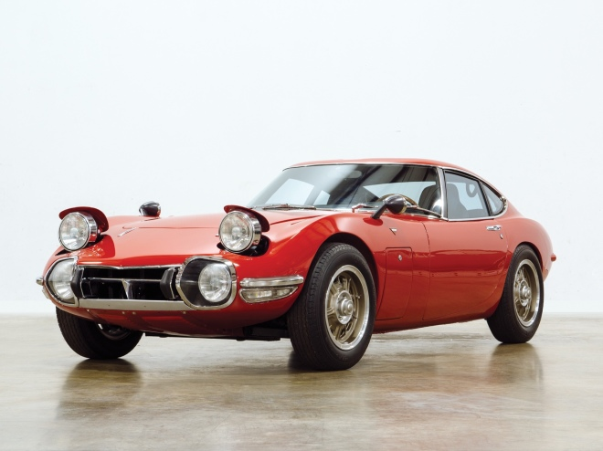 $20M Worth of Classic Cars From an Extravagant Auction