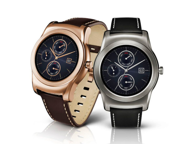 LG Debuts Four New Phones and a Fancy Smartwatch