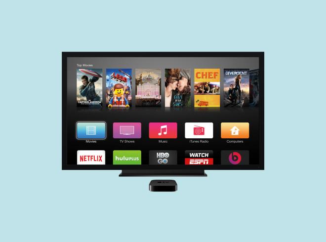 Live TV Won't Make Apple TV a Juggernaut. Apps Will
