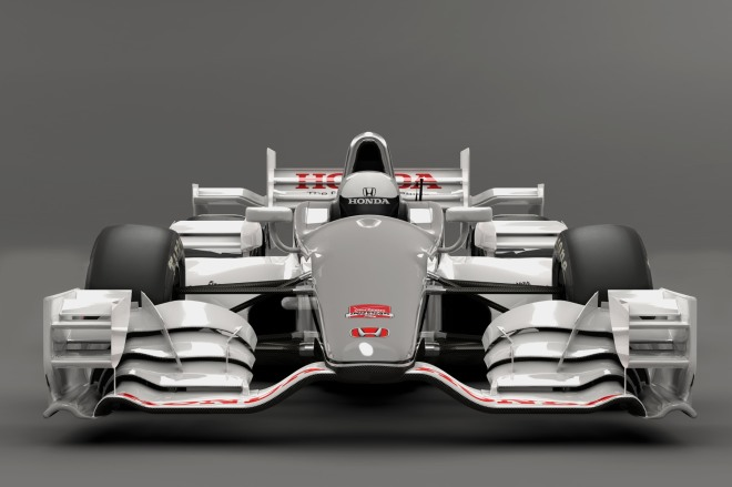 This Crazy Honda Is Everything We Love About IndyCar Racing