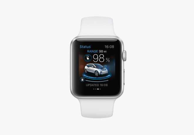 You Can Fiddle With Your BMW or Porsche From an Apple Watch