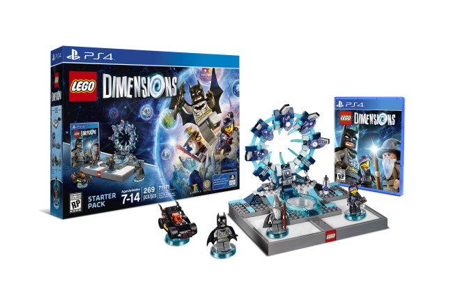 WB Breaks Into the Toys-to-Life Game With Lego Dimensions