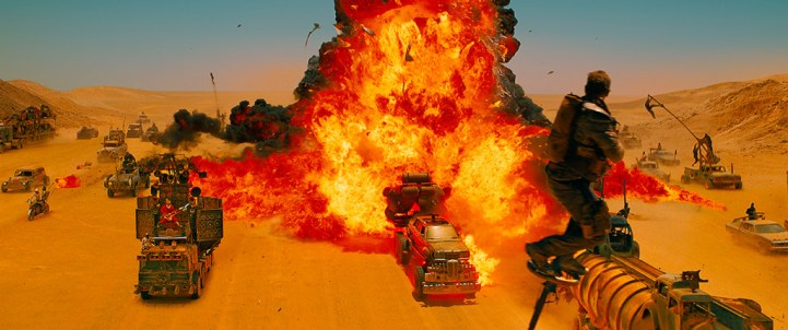 Wired's Coverage of Mad Max Fury Road