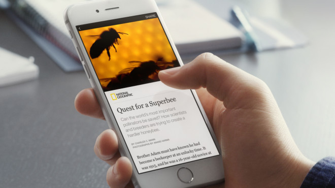 Big Publishers Will Now Post Stories Straight to Facebook