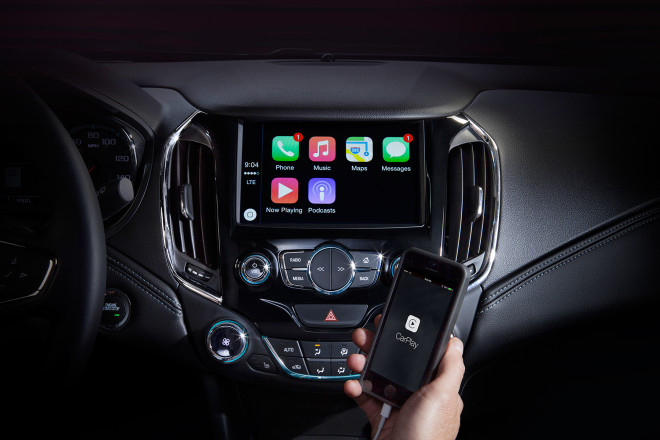 Chevy's Taking Apple CarPlay and Android Auto to the Mass Market