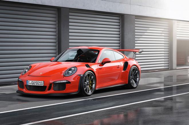 Porsche Calls for an End to the Horsepower War