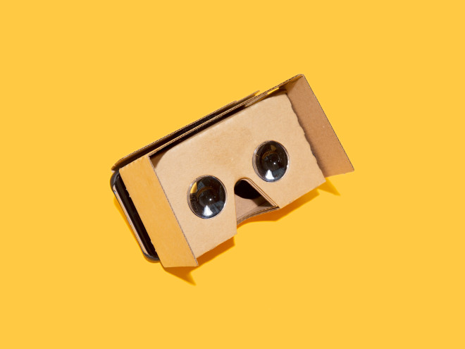 Google Cardboard Is VR's Gateway Drug