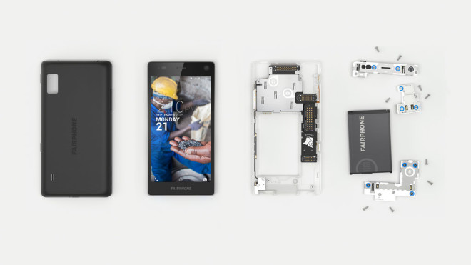 A Modular 'Ethical Phone' You Can Repair Instead of Replace