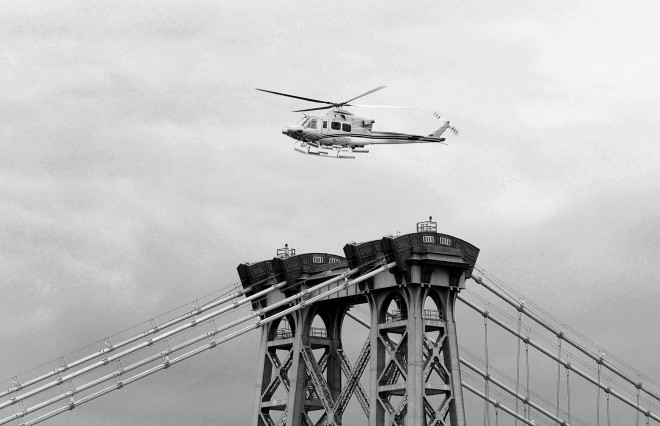 What an NYPD Spy Copter Reveals About the FBI's Spy Planes