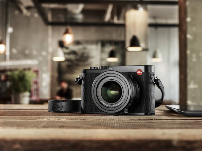 Leica Releases a Full-Frame Compact Camera (For Zillionaires)