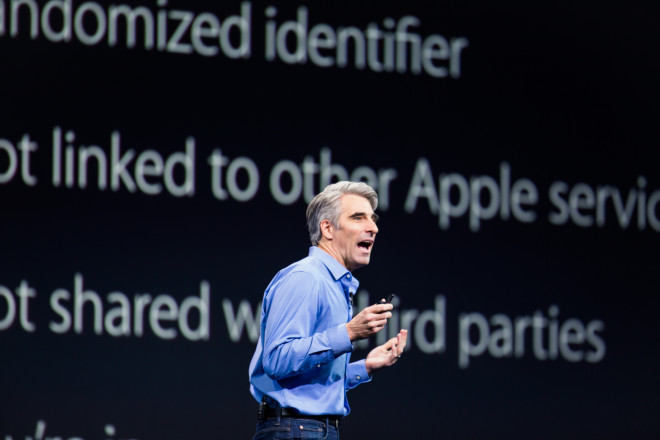 Apple's Latest Selling Point: How Little It Knows About You
