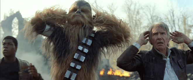 The Internet Totally Freaked Out Over the Star Wars Trailer