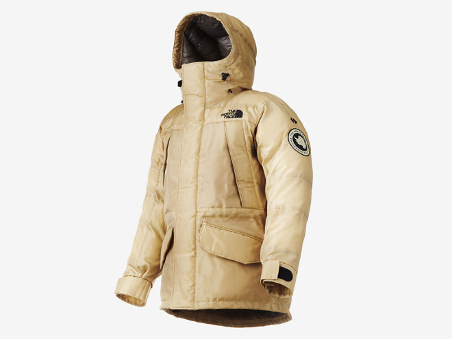 The North Face's 'Moon Parka' Is Spun From Faux Spider Silk