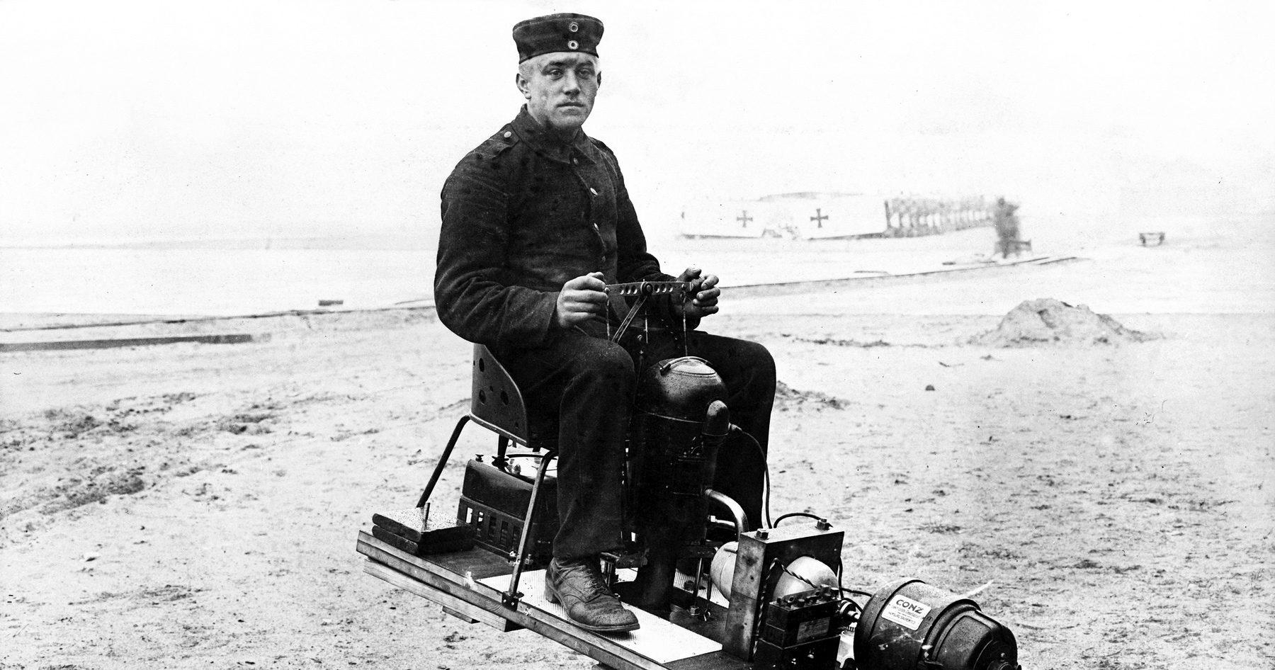 The Secret History Of World War Ii Era Drones