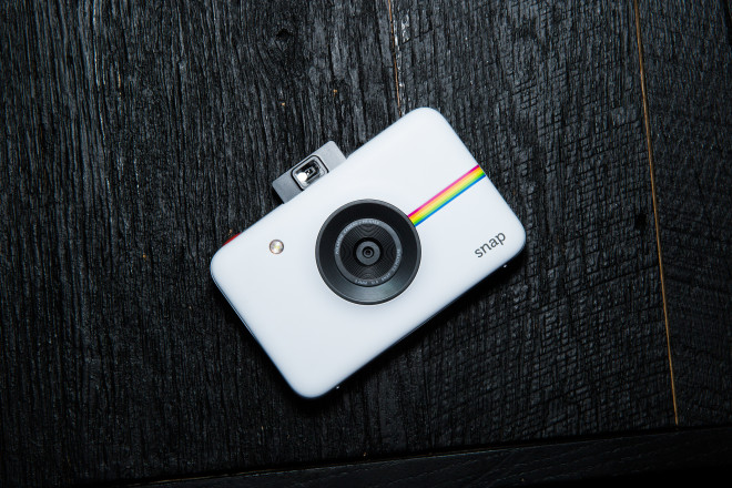 Polaroid Hits CES With a Super-Cheap, Super-Cute Camera